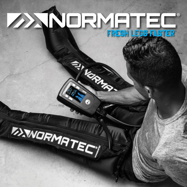 Normatec Recovery Boot Session